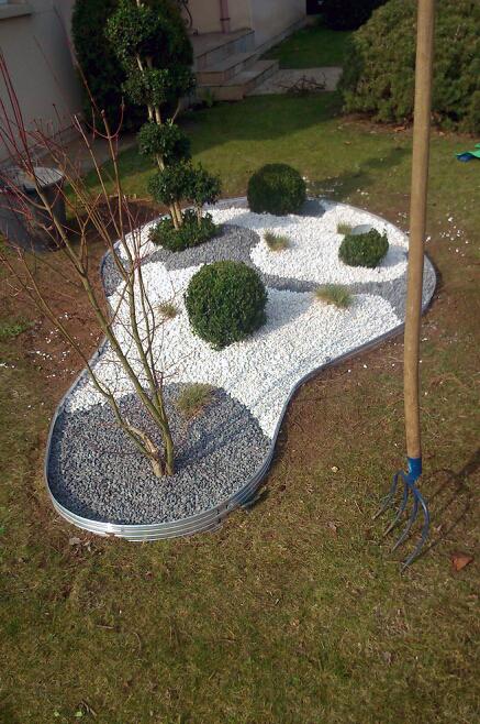 Jardin zen Marchitti
