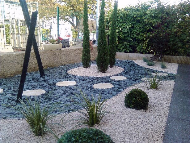 Décoration de jardin Marchitti